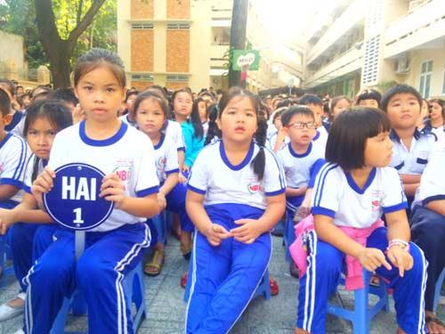 Học sinh TP.HCM có được 11 ngày nghỉ Tết Nguyên đán Ất Mùi 2015