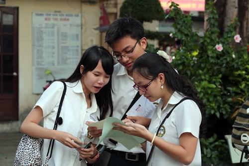 ự kiến, Sở sẽ công bố kết quả thi lớp 10 vào ngày 22.6 -Ảnh: Đào Ngọc Thạch