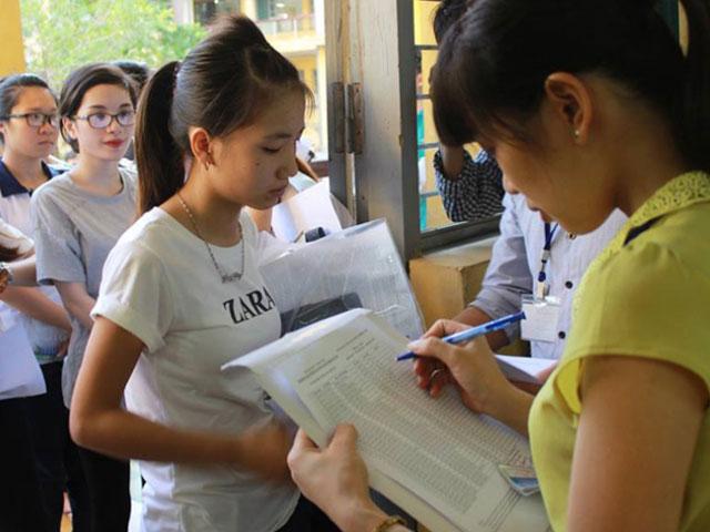 Đến thời điểm này, thí sinh đã có thể làm đơn phúc khảo điểm thi tốt nghiệp THPT Quốc gia