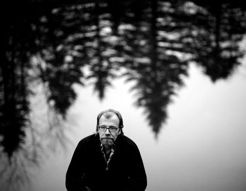 George Saunders. Ảnh: Damon Winter/The New York Times