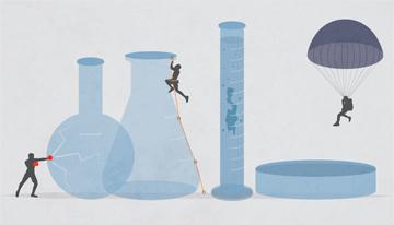 Có rất nhiều bằng chứng chứng minh rằng hoạt động khoa học và hoạt động giải trí có thể cùng tồn tại song song với nhau. (Ảnh minh họa)